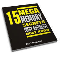 15 Mega Memory Secrets Every Guitarist Must Know